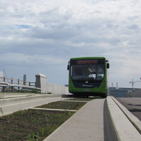 A brighter outlook for bus rapid transit?