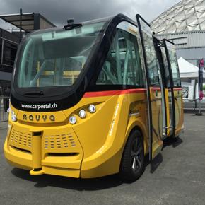 Transports Publics 2016: A glimpse of the future