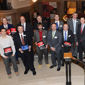 Nominations open for the 2016 Cycle-Rail Awards