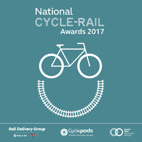 Entries open for National Cycle-Rail Awards