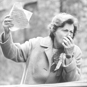 Barbara Castle showed how to get things done