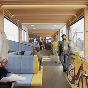 Rethinking the railway for a post-Covid world