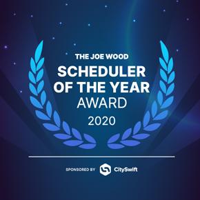 Online ceremony for scheduler finalists