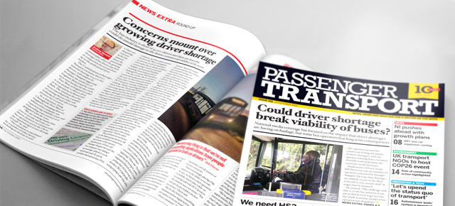 Out now: Issue 251 of Passenger Transport